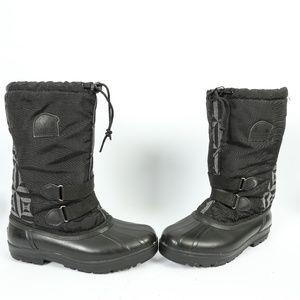 Sorel Waterproof Boots Glacier Extreme Sz 10